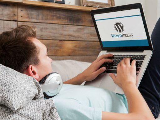 Crea un Completo Sitio Web en Horas con WordPress