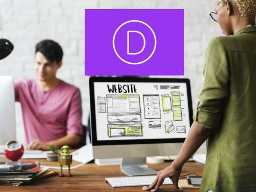 Cómo Crear un Sitio Web Espectacular con Divi