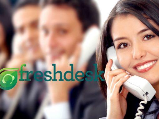 Implementa Fácilmente un Sistema de Soporte al Cliente con Freshdesk