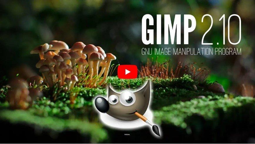 Media Digital Facil-Curso Completo de Gimp
