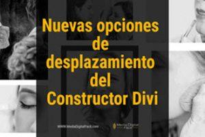 Nuevas opciones de desplazamiento del Constructor-Divi