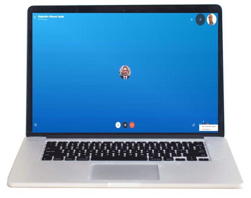 Como grabar una conversación en Skype