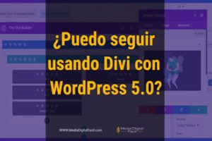 Puedo seguir usando Divi con WordPress 5- Media Digital Facil-5