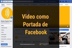 Video como Portada de Facebook