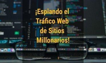 Espiando el tráfico web de sitios millonarios – El Reto Parte 3