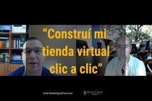 Construí mi tienda virtual clic a clic – Fredy Fonseca