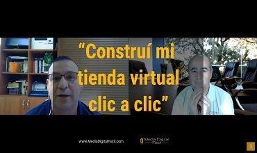 Construí mi tienda virtual un clic a clic – Testimonio de Fredy Fonseca