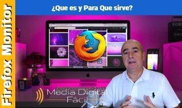 Que es Firefox Monitor y como usarlo