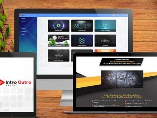 Crea impresionantes video de Intro y salida con Intro Outro Expert