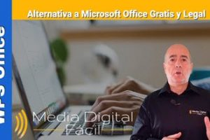 Alternativa a Microsoft Office Gratis y Legal-Blog