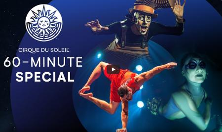 Cirque du Soleil: Funciones Gratis por Internet