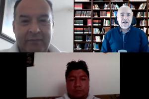 La entrevista que puso a Media Digital Fácil en el mapa de Quito Ecuador