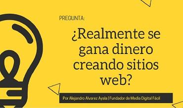 Es negocio la creación de sitios web