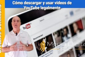 Cómo descargar y usar vídeos de YouTube legalmente 370×220